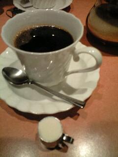 ブラジル珈琲店 -coffee.JPG